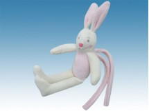 Düdüklü Tavşan Pembe