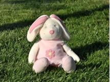 Balerina Tavşan Pembe 45cm