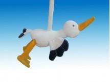 Uçan Leylek Mini 22cm